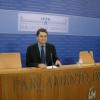 El PP andaluz denuncia los «recortes sin precedentes» de José Antonio Griñán