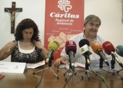 8.000 personas  atendidas por Cáritas en Andalucía para buscar trabajo