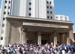 La Junta de Andalucía reúne a las mesas sectoriales de la sanidad y la educación