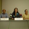 Acampada de CSIF en el Servicio Andaluz de Salud en rechazo a los recortes en la sanidad pública