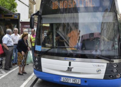La concesionaria de autobuses de Jerez agota el plazo dado por el Ayuntamiento