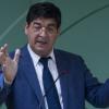 Diego Valderas defiende el Plan Económico Financiero de la Junta de Andalucía