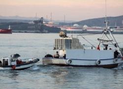 Se retoman las negociaciones entre los pescadores Españoles y  Gibraltar
