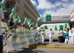 Los sindicatos profesionales anuncian un nuevo calendario de movilizaciones