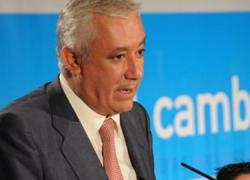 Javier Arenas renuncia a su reelección como presidente regional del PP