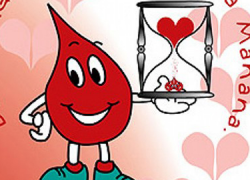 """""""Cada donante de sangre es un héroe"""""""