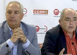 Los sindicatos dan por rotas las negociaciones con el Gobierno autonómico