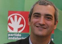 Antonio Jesús Ruiz ha sido elegido nuevo secretario general del Partido Andalucista tras el XVI Congreso Nacional