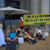 Greenpeace denuncia el anteproyecto que modifica la Ley de Costas por permitir la ocupación ilegal del litoral