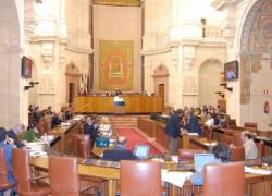 El pleno andaluz muestra los desacuerdos entre Gobierno y oposición por las últimas medidas del Ejecutivo Central