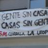 Movimiento Andaluz por el Derecho a una Vivienda Digna pide a la consejera  cambios