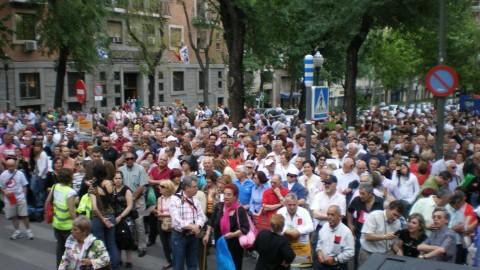 José Chamizo entrega a la Fiscalía las denuncias de afectados por las participaciones preferentes
