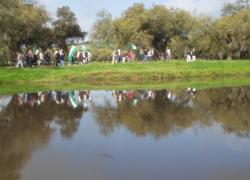 El Sindicato Andaluz de Trabajadores comienza la segunda fase de su marcha jornalera a pie