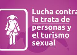 El FAMSI te propone luchar contra la trata de personas con fines de explotación sexual