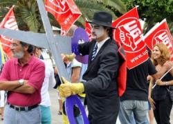 UGT no descarta una huelga general pero no será todavía esperando una rectificación del Gobierno