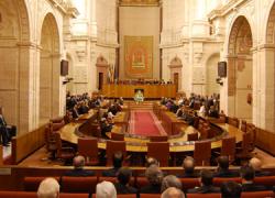 El presidente del Parlamento andaluz, Manuel Gracia, inicia el proceso para el escaño 110 e incrementar la participación de la ciudadanía en esta institución