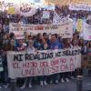 Los padres y madres se suman hoy al colectivo de estudiantes en la última jornada de huelga en los centros educativos