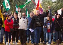 La lucha obrera del Sindicato Andaluz de Trabajadores (SAT) llega este lunes a la provincia de Huelva