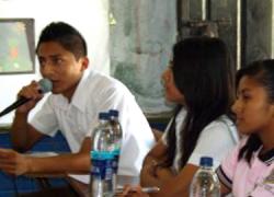 EMA-RTV promueve debates entre mujeres y jóvenes salvadoreños para impulsar el desarrollo local y la participación ciudadana