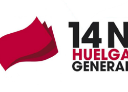 14-N. Esta noche arranca la novena Huelga General de la democracia convocada por los sindicatos