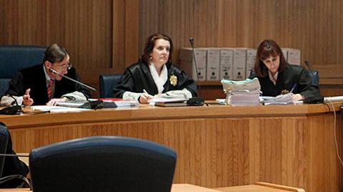 Los jueces y fiscales comienzan sus protestas para mostrar su rechazo a la reforma de la Justicia propuesta por el Gobierno