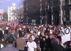 Los sindicatos andaluces de la función pública y el Sindicato de Estudiantes presentan un manifiesto de apoyo a la huelga general del próximo 14 de noviembre