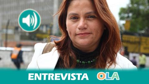 Claudia Julieta Duque (Equipo Nizkor) «En Colombia, los dos principales grupos económicos manejan el 80% de los medios de comunicación»