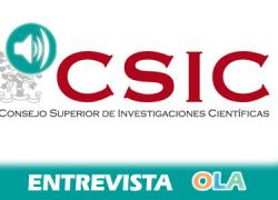 Javier Sánchez (CSIC): «La ciencia es generación de conocimiento, y eso no se puede rentabilizar económicamente, sino socialmente»