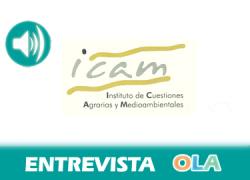Arturo Hidalgo (ICAM): «El abandono de las dehesas conlleva serios peligros para el medio ambiente, entre ellos, el riesgo de incendio»