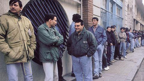 La tasa de precariedad entre la población andaluza alcanza ya el 51 por ciento debido al desempleo y a la reducción de salarios