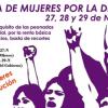 Alrededor de 300 mujeres andaluzas inician una marcha por la provincia de Sevilla para reivindicar un Plan de Empleo Rural (PER) especial