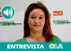 Verónica Pérez (PSOE-A): «En un contexto de dificultad económica, el Gobierno andaluz ha tenido que priorizar en lo urgente: el empleo, la sanidad y la educación»