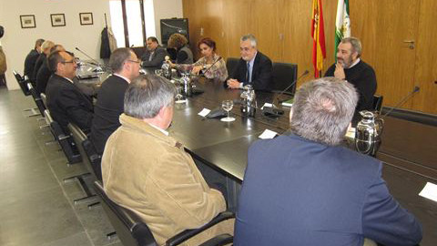 La Mesa del Tercer Sector de Andalucía valora de forma positiva el compromiso y la disposición al diálogo del Presidente, José Antonio Griñán