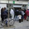 El número de personas desempleadas en Andalucía aumenta en más de 23.500 personas al término de noviembre