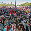 Los sindicatos mayoritarios convocan nuevas manifestaciones el 17 de diciembre, en defensa de las pensiones y contra las tasas judiciales