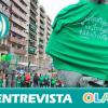"""Antonio Rodríguez (Plataforma Docentes Educación Pública): """"Aunque el máximo responsable de la situación de la educación sea el Gobierno central, Andalucía debería poner mayor resistencia a los recortes"""""""