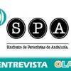 """Francisco Terrón (SPA): """"Aunque una declaración institucional como la del Parlamento sea positiva, lo que hace falta para defender el periodismo es legislar"""""""