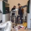 La localidad granadina de Huétor Tájar se convertirá en el primer municipio andaluz que caliente sus instalaciones deportivas y escolares con energía procedente de biomasa
