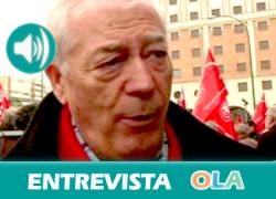 Dionisio Valverde (UGT-A): «Hay que mantener la revalorización, porque los pensionistas son un soporte importante de las economías domésticas»