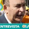 """Eduardo López (COAG-A): """"Hay que reducir las peonadas mínimas porque, por culpa de la sequía, hemos perdido 7 millones de jornales en Andalucía"""""""