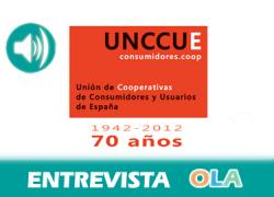 «Las cooperativas integrales agrupan a consumidores, productores y trabajadores bajo unos valores democráticos y solidarios». Ana Isabel Ceballos (UNCCUE)