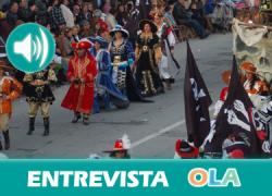 «La peculiaridad del Carnaval de Chipiona es la combinación de risas con la mejor gastronomía local que se degusta gratis en los bares». Davinia Valdés (Ayto. Chipiona)