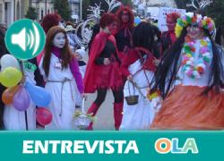 «Gracias al carnaval podemos criticar aquello que nos molesta a la vez que reirnos». David Delgado (Ayto. Torreperogil)