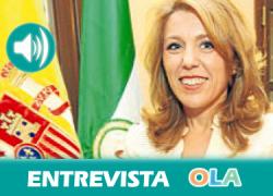 «El fomento de la agricultura ecológica es una apuesta de la Junta de Andalucía porque incide en valores de calidad y respeto medioambiental». Ana Romero (DG Producción Ecológica)