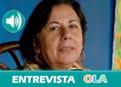 «Hay que dar entidad y dignidad a los saberes ancestrales de las comunidades indígenas». María Eugenia Aguilar (Instit. Rescate Ancestral Indígena Salvadoreño)