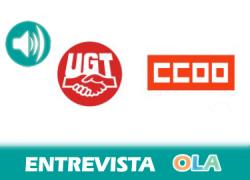 «Las medidas de empleo de la Junta son positivas pero insuficientes porque no cubren las necesidades de la población en paro». Dionisio Valverde (UGT-A)