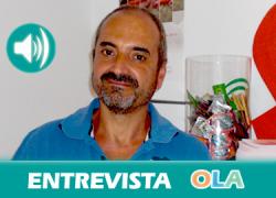 «El primer tópico que hay que derribar es que el VIH y el sida son sinónimos de muerte». Diego García (ADHARA)