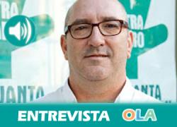 «Tenemos que fomentar el consumo de lo que se fabrica en Andalucía». Manuel Visglerio (PA)