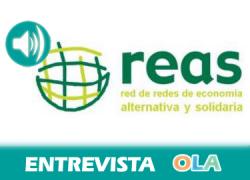«Hay alternativas posibles a la economía convencional que repercuten en el entorno más cercano». Samuel Barco (REAS)