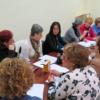 Las asociaciones de mujeres de Huelva están convocadas hoy en Moguer para participar en el encuentro anual que apuesta por fomentar la corresponsabilidad familiar